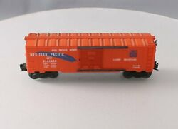 Lionel 6464-250 Vintage O Western Pacific Boxcar - Type Iv Ln