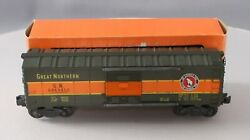 Lionel 6464-450 Vintage O Great Northern Boxcar - Type Iib Body