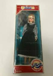 Old Takara 80 Things At The Time Fashion Doll Barbie