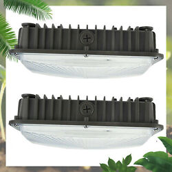 70w Led Canopy Light Replace 400whps Warehouse/gas Station Lighting Ip65 2-20pcs