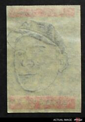 1965 Topps Transfers Mickey Mantle 4 - Vg/ex