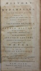 1793 History Of Redemption Church History Scripture Prophecies Jonathan Edwards