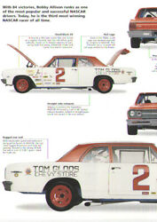 1965 Chevelle Bobby Allison Nascar Article - Must See