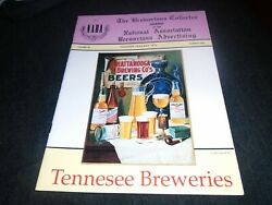 Beer History Book- Memphis, Knoxville, Chattanooga Tennesee Breweries, Old Signs