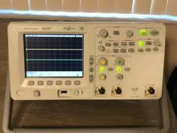 Agilent Dso6102a 1ghz Digital Oscilloscope. With Accessories