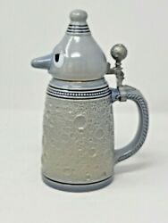 Schultz And Dooley Webco 1st Edition Moon Man Ceramic Lidded Beer Stein