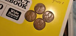 1945 Lincoln Cent Wheat Penny Rare Condition Help Vet Housing