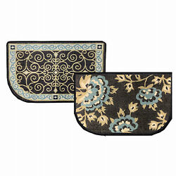 6 Pack - Hearth Rug, 22-in. X 35-in., Assorted Patterns -58799