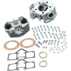 S And S Cycle Super Stock Cylinder Heads Dual Plug 90-1488