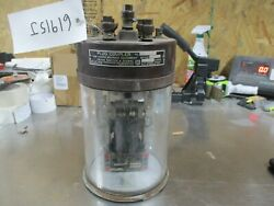 Union Switch And Signal Style Relay With Plug Coupler Pc2395761915j Used