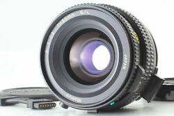 [opticals Mint W/ Cable] Mamiya 55mm F/2.8 A N/l Ls Shutter For 645 Pro Tl Japan