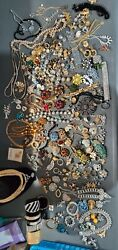 Gorgeous Jewelry Lot Vintage Antique Art Deco Rare Brooches Signed 2000 Off Sp