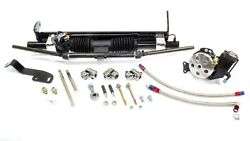 Unisteer Perf Products Gm F-body 1970-74 Power Rack And Pinion P/n 8010990-01