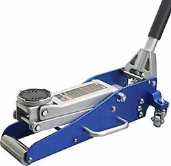 T815016l Torin Hydraulic Low Profile Aluminum And Steel Racing Floor Jack With