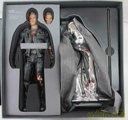 Hot Toys American Comics Movie 1/6 Terminator T-800 Dx13 From Japan Fedx