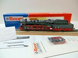 Roco H0 69231 Ac Steam Locomotive Br 35 1051 The Drg Change Digital 01 In Boxed