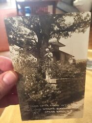 C. 1914 Rppc Taliesin The First One -frank Lloyd Wright Residence And Studio