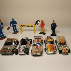 Hot Wheels Redlines Mustang Stocker Super Chrome Lot Of 5 Vg Cond Lightly Played