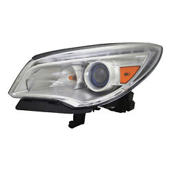 New Aftermarket Driver Side Hid Headlight Assembly 84026394 Capa