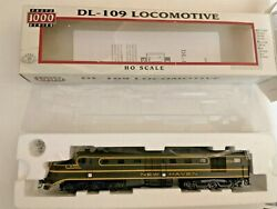 Ho Scale Life Like Proto 1000 New Haven Dl 109 Diesel Locomotive No 0704