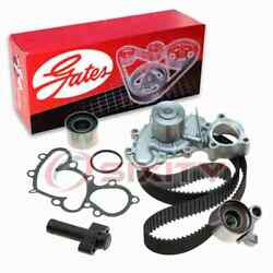 Gates Powergrip Timing Belt Kit With Water Pump For 2000-2004 Toyota Tundra Tc