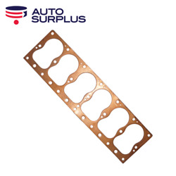 Head Gasket For Hupmobile Series 216 321 6 Cylinder Side Valve 3 3/8andrdquo Bore 32-