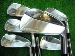 Prgr Tune01 Mb 4i-pw Modus 120 S Iron 7 Sets From Japan