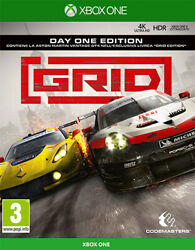 Grid D1 Edition Guide/racing Xbox One Codemasters