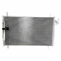 A/c Compressor And Condenser Cooling Fan Radiator Kit For 03-05 Infiniti G35