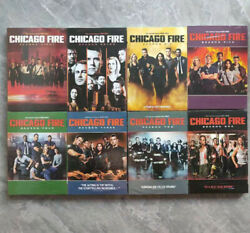 Chicago Fire The Complete Series Seasons 1-8 46disc New Factory Sealed Saled