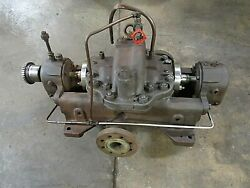 Ingersoll Rand Right Hand Rh Centrifugal Pump 0872673 2gt 2r 3550 Rpm - Used