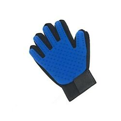Cats Grooming Rubber Gloves Mitten Deshedding Cleaning Animal Hair Remover Brush