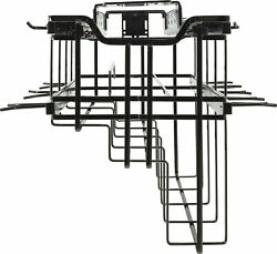Hardware Resources Sws-po21 Top Mount Pull Out Hanging Pot And - Black