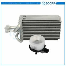 Hvac Blower Motor And Evaporator Core For Dodge Grand Caravan Front Replacement