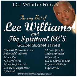 Very best of Lee Williams amp; The Spiritual QC#x27;s