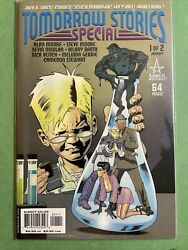 America's Best Comics Lot 2 Issues of Tomorrow Stories amp; 64 Page Giant Issue