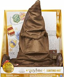 Wizarding World Harry Potter Talking Sorting Hat With 15 Phrases For Pretend ...