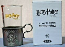 Harry Potter Poly Juice Tumbler Glass Cup The Chamber Of Secret Ltd 2002