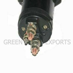 Starter Solenoid Switch Fit For Ford 2600 3000 3400 3500 3600 3610 4000 Tractor
