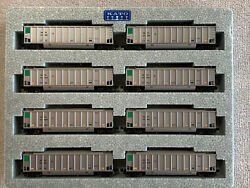 N Scale Kato Bethgon Gondola Freight Car Lot With Knuckle Couplers. Lot 2