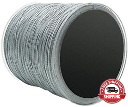 Braided 500 Meters Strong Horse Fish Line Super Performance And Cost-effective A