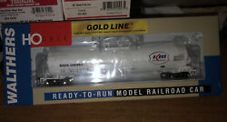 Walthers 932-7277 Gold Line Utlx 23,000 Gallon Funnel Flow Tank Car Kerr-mcgee