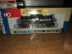 Walthers 932-7216 Ho Scale Gold Line Utlx Funnel Flow Tank Car Cclx
