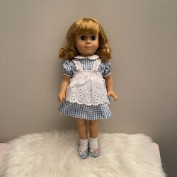 Talking Chatty Cathy Doll Ashton Drake Collection By Mattel 2003 Pull Strings