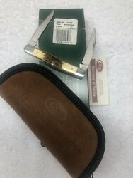 Case Xx / Tony Bose Collaboration Knife 2004 Limited Edition Muskrat 01346 Stag