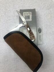 Case Xx / Tony Bose Collaboration Knife 2013 Limited Edition Wharncliffe Trapper
