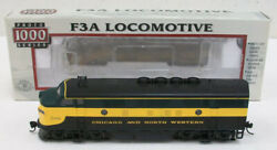 Proto 1000 8163 Chicago And North Western Powered F3a Diesel Locomotive 8163 Ln