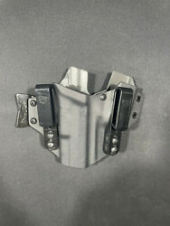 T.rex Arms Glock 19/23/32 Sidecar Appendix Rig Kydex Holster Right Used
