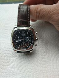 Heuer Monza Re Edition Cronograph Auto Stainless Steel Model. 2110