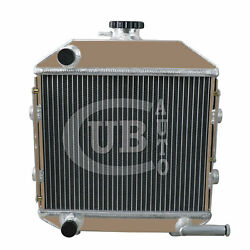 Radiator For Ford Compact Tractor 1300 With Radiator Cap Sba310100211